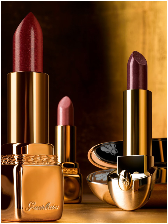 guerlain les ors collection maquillage no l 2010. Black Bedroom Furniture Sets. Home Design Ideas