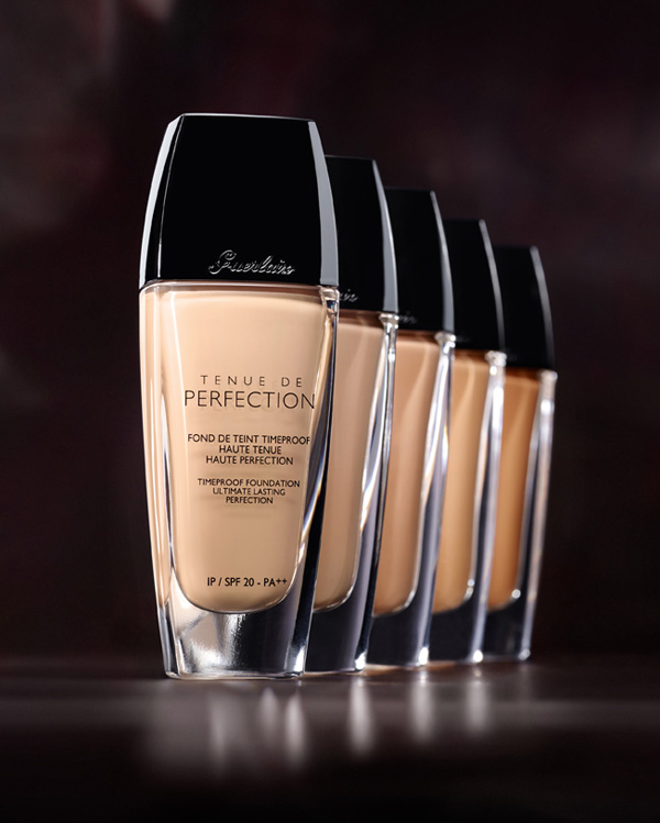 Guerlain--tenue de perfection