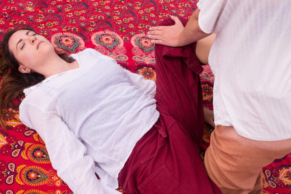 massage thaï Camille naturopathe