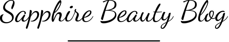 Sapphire Beauty Blog